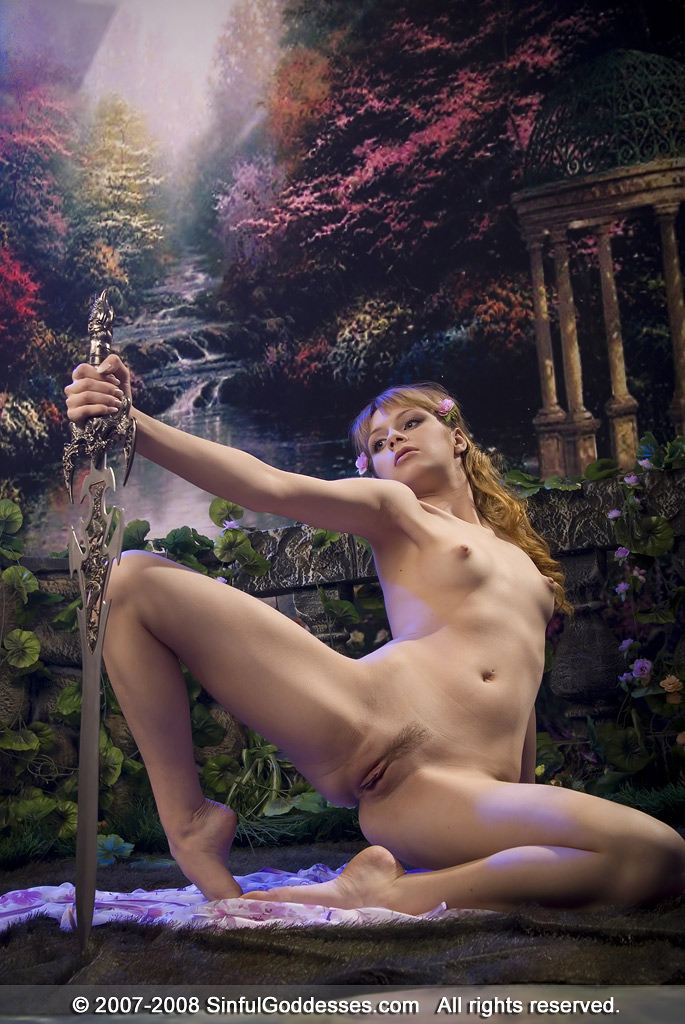Sinful Goddesses: Dani